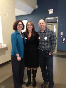 Karen Holland and David Schaller of Pathways Health Centre